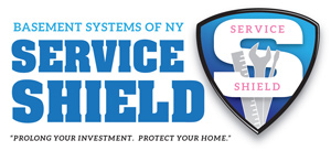 Basement Systems of New York Service Shield